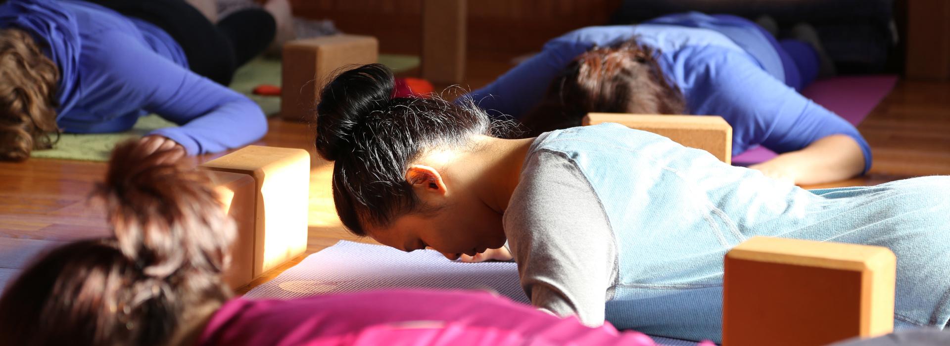 Loka Yoga Studio Group Classes